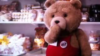 Cantada Urso TED