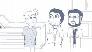 Gavin's Has Brain Problems – Rooster Teeth Animated Adventures