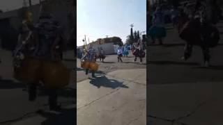 """Carnaval La Magdalena Pue. En Los Angeles """"Nueva Generacion"""" 2017"""