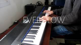 Coldplay - Everglow ( Piano Cover )