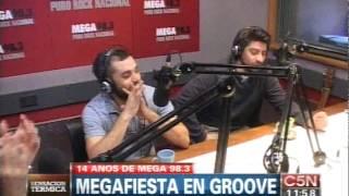 C5N - RADIO: 14 AÑOS DE MEGA 983