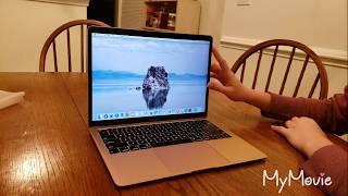 Amerika'dan Aldığım Macbook Air 2018 Kutu Açılımı ve Incelemesi, Best Buy