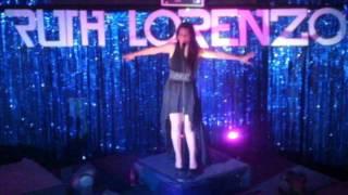 Ruth Lorenzo - Dancing in the rain (12-04-2014)