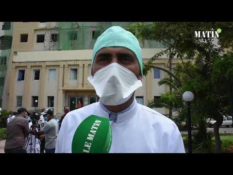 Video : Centre hospitalier régional Moulay Youssef de Casablanca : Les blouses blanches en colère