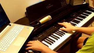 RAGAZZA MAGICA - Jovanotti Piano Cover