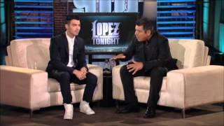 Joe Jonas a Babysitter - Lopez Tonight