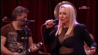 Vesna Zmijanac - Da budemo nocas zajedno - live - (AmiG Show, TV Pink 2015)