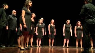 """Ensemble Vocal de Freamunde """"Solta-se o beijo"""""""