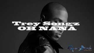 Trey Songz - Oh Nana [Lyrics on Screen]