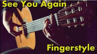 See you again - Fingerstyle