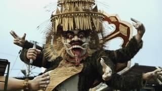 The Famous Ogoh-Ogoh in Bali FILMCONVERT - TAENSIAT 2017 - SIWER MAS (Sampian Mas)