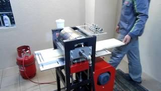 Станок для тиснения древесины СТП 260/100