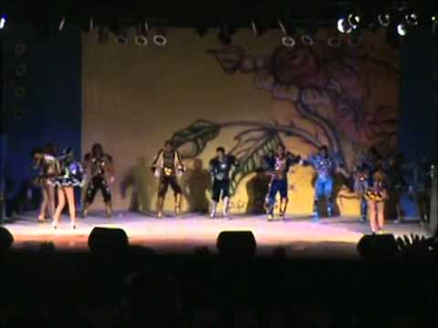 Ballet Latinoamericano Kallpañan – Caporales (Festival Ambato 2010).wmv