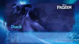 Frozen - Let it go [Dutch] English Subtitle