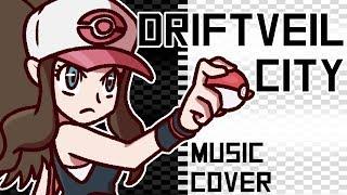 ~Driftveil City~   Pokemon Black/White Music Cover