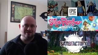 Slime Rancher Free on Epic Games Store
