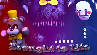 "[SFM] [FNaF] ""Brought to Life"" (Bring me to Life) by Evanescence [NIGHTCORE]"