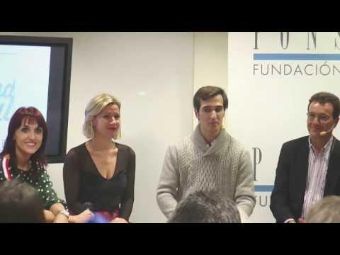 Presentación de 'Brand soul' en Madrid