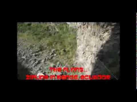 Zipline handcam