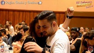 Daniel y Desiree [EXTRA Como Pagarte] @ Salamanca Bachatea 2016