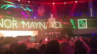 Conor Maynard - Controlla (Live at Dragonbalr)