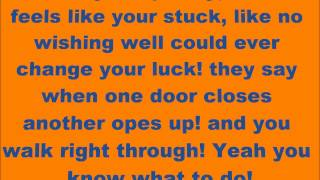 Stronger- Jennette McCurdy- Lyrics