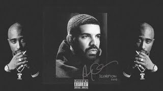 Drake & 2Pac - In My Feelings (Remix)