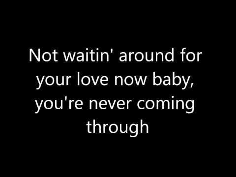 Zoe Badwi Freefallin Lyrics On Screen Chords Chordify