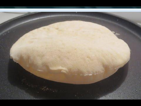 شاهد كيف يصنع خبز البطبوط المغربي