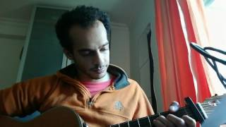 So eu sei (virgul) cover acustico
