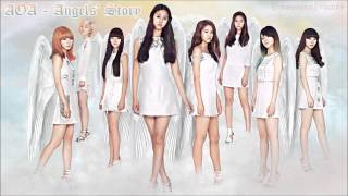 [HD] AOA - Temptation [English Subs Romanization Hangul]