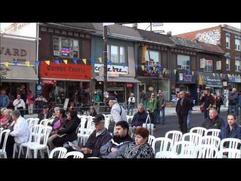 Мандри / Mandry [from; Kyiv, Ukraine] *Sound Check* @ Toronto Ukrainian Festival 2011