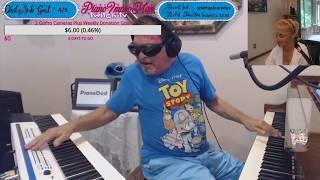 pianoimproman - Tri paloski
