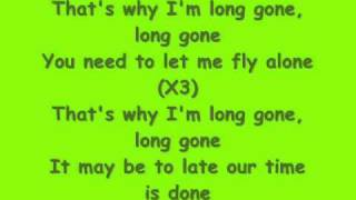 Chris Cornell - Long Gone Lyrics
