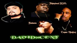 "Nach ft. 2pac, Eminem, Notorious B.I.G  - ""Odio"" [ New Remix 2013 ]"