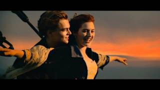 "Titanic 3D | ""I'm flying"" 