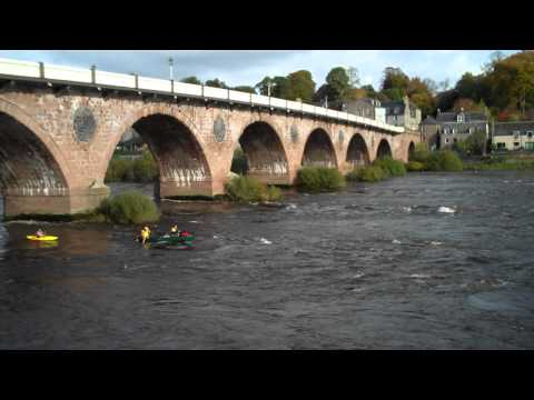 Paddle Scotland 2010 River Tay Perth