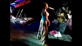 Lira Live in Mozambique 2011 Performing Ixesha Jstar on Drums