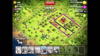 WTF??? 670k RAID!!!!!!!- Clash of Clans fr HD -
