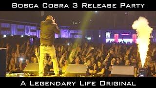 Bosca Cobra 3 - Tour 2017 Blog Frankfurt