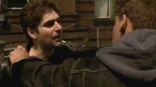 Christopher beat and robbed a street drug dealers - The Sopranos HD