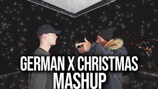 GERMAN x X-MAS | MASHUP 7 SONGS | CAPITAL BRA | BONEZ | JINGLE BELLS | FELLY...etc