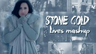 Demi Lovato - Stone Cold (Mashup Lives)