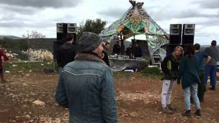 Technical Hitch live Space Gathering israel 19.03.15
