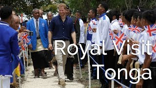The Duke and Duchess of Sussex dedicate projects to The Queen's Commonwealth Canopy