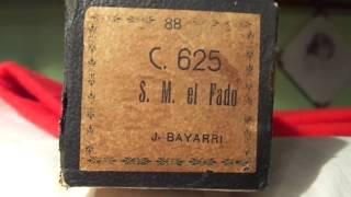 S.  M.  el Fado: de J. Bayarri en pianola por Horacio Asborno desde Viedma, Argentina