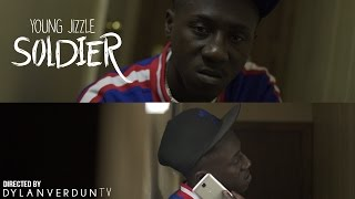 Young Jizzle - Soldier (Official Music Video) @dylanverduntv