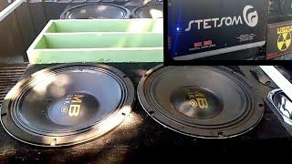 SAVEIRO - 4 EROS 2K2 - STETSOM 9K