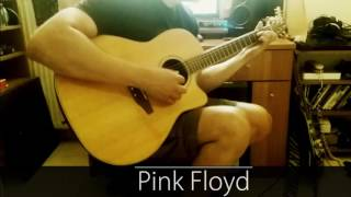 PINK FLOYD - Is there anybody out there? (acoustic guitar cover)