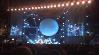 moby - honey - live Rome moon day